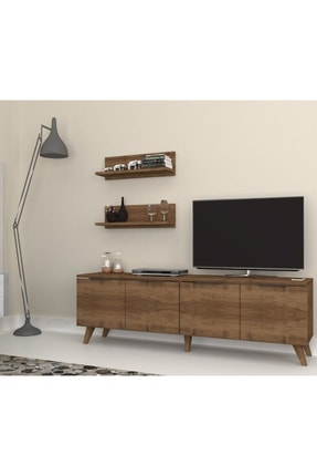 Vivense Mast Tv Ünitesi 160 Cm Ceviz