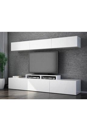 Vivense Line Tv Ünitesi Beyaz