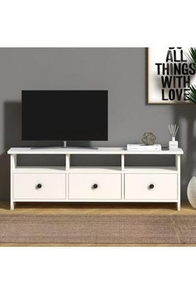 Vivense Sole Tv Sehpası Beyaz