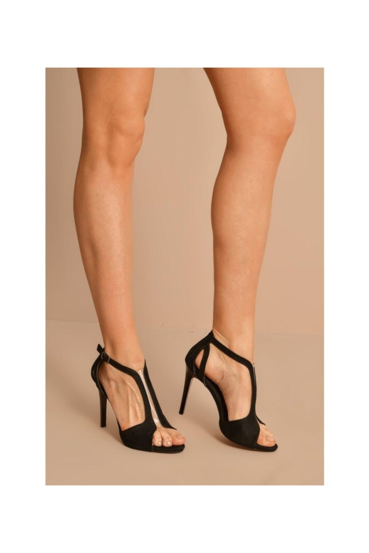 PUNTO Kadın Ayakkabı Siyah 2