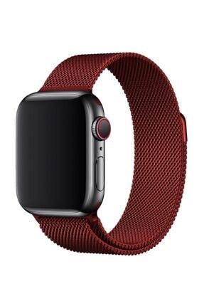 Melefoni Apple Watch 42 mm Milano Kordon Çelik Kayış