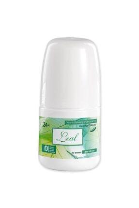 BioBellinda Doğal İçerikli Leal Deo Roll-on for Women 50 ml - Kararma Önleyici