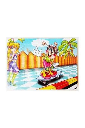 Cartonpuzzle Yapboz Küçük Boy Kağıt 20 Parça No:001