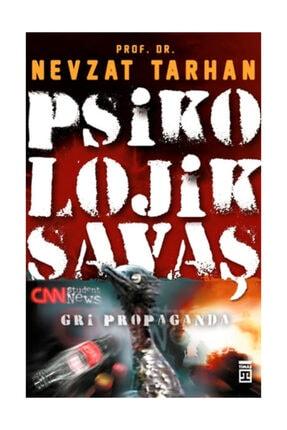 Timaş Yayınları Psikolojik Savaş Gri Propaganda