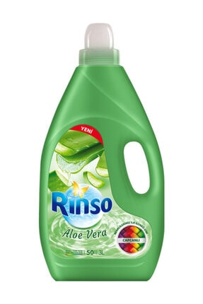 Rinso Aloe Vera Sıvı Deterjan 3 lt 50 Yıkama