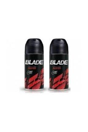 Blade Faster Erkek Deodorant 150ml 2 Adet
