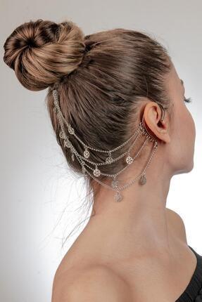 New Obsessions Regal Küpe-Ear Cuff