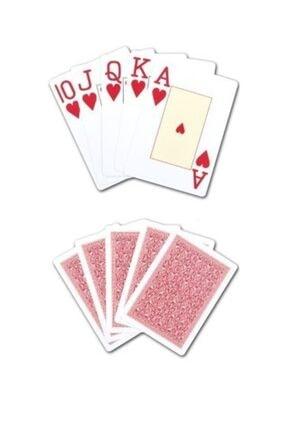 Star Oyun Artex Poker Oyun Kağıdı Tek Deste
