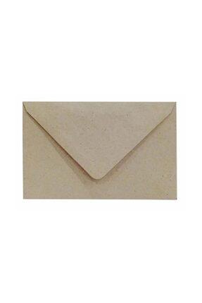 ASİL DOĞAN Mektup Zarfı Elvan Tutkallı - 100 Adet 11,4x16,2 Cm 90 Gr