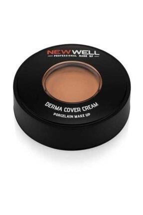 New Well Fondöten - Derma Cover Cream Foundation 02 30 gr 8680923323848