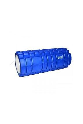 AVESSA Mavi Foam Roller Kısa 14x33 cm