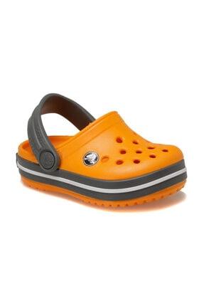 Crocs Kids Turuncu Crocs 204537-82N Crocband Clog K Çocuk Terlik