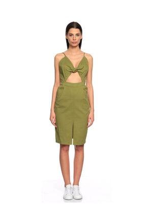 SH Yeşil Elbise