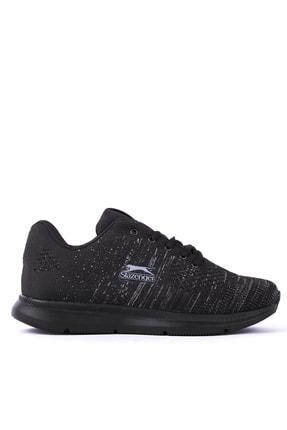 Slazenger Thomas Koşu & Yürüyüş Erkek Ayakkabı Siyah