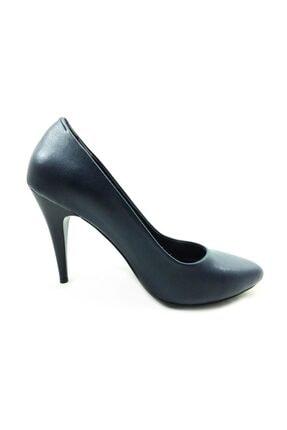 Almera Topuklu Ayakkabı - Laci - 700