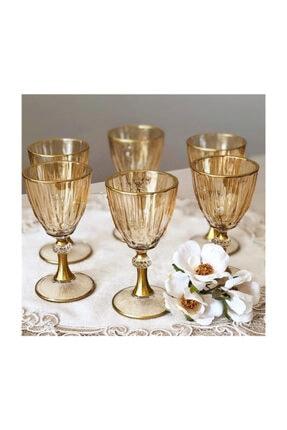 Paşabahçe Diamond Bal 6 Lı Kahve Yanı Su Bardağı Takımı