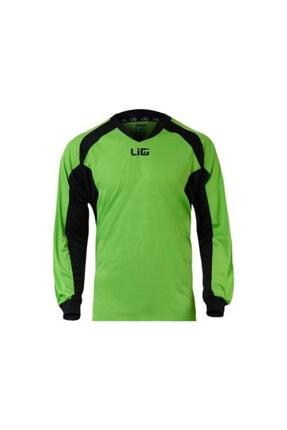 LIG Asos Kaleci Kazağı Forması Yeşil-siyah