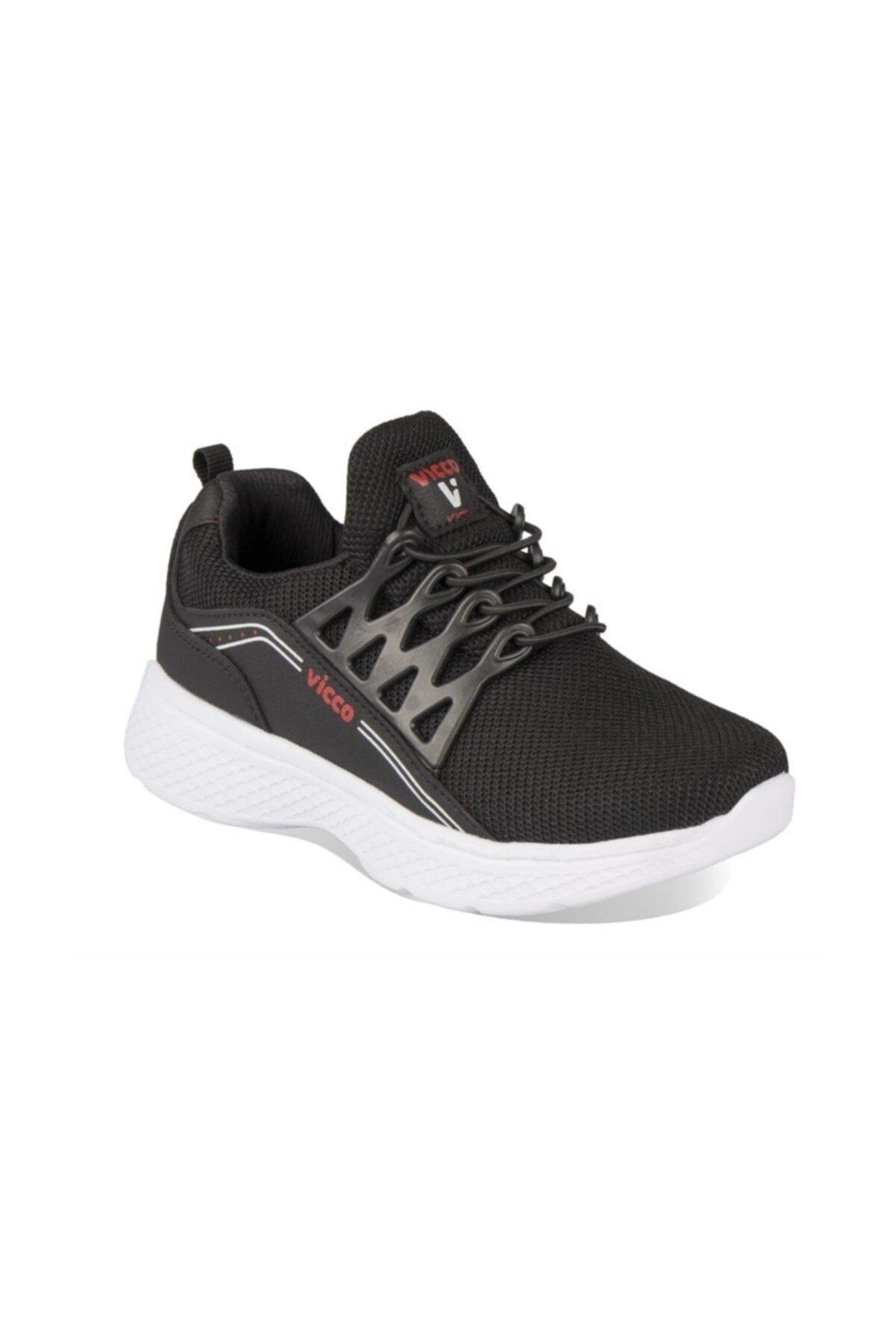 Vicco Spider Spor Ayakkabı Siyah 1