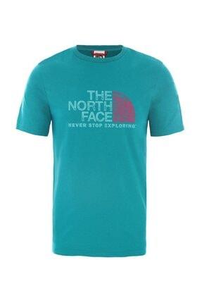 THE NORTH FACE The Northface Erkek S/S RUST 2TişörtNF0A4M68H1H1
