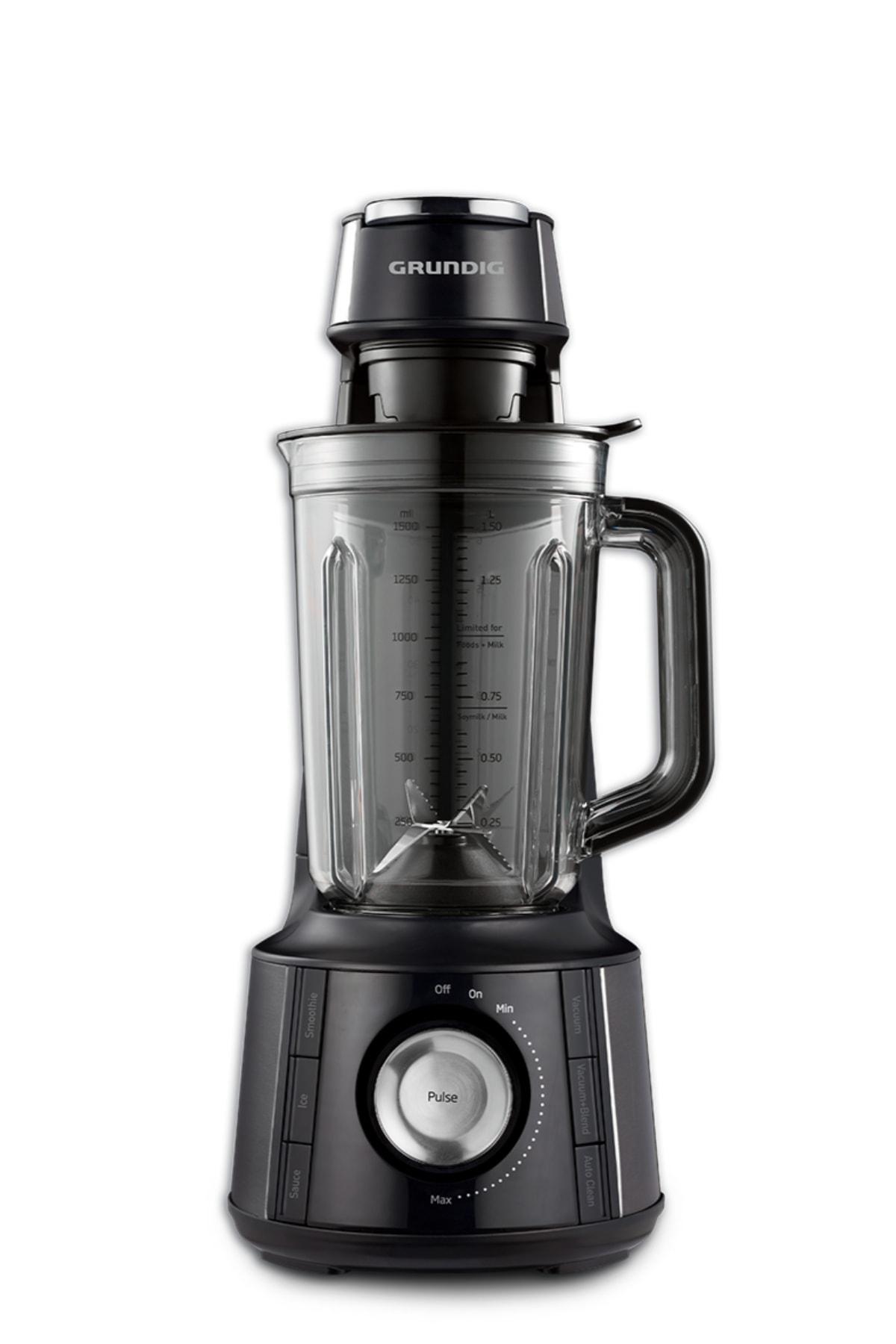 Grundig VB 8760 Professional Line Vacuum Blender - 1000 Watt 1