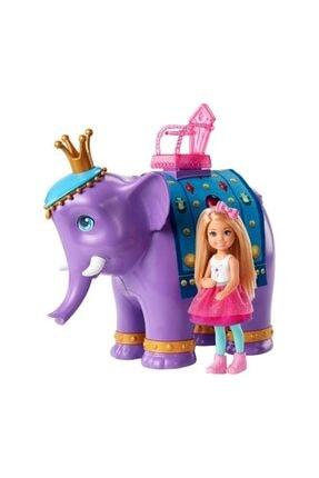 mattel Barbie Dreamtopia Chelsea Ve Fil Kral