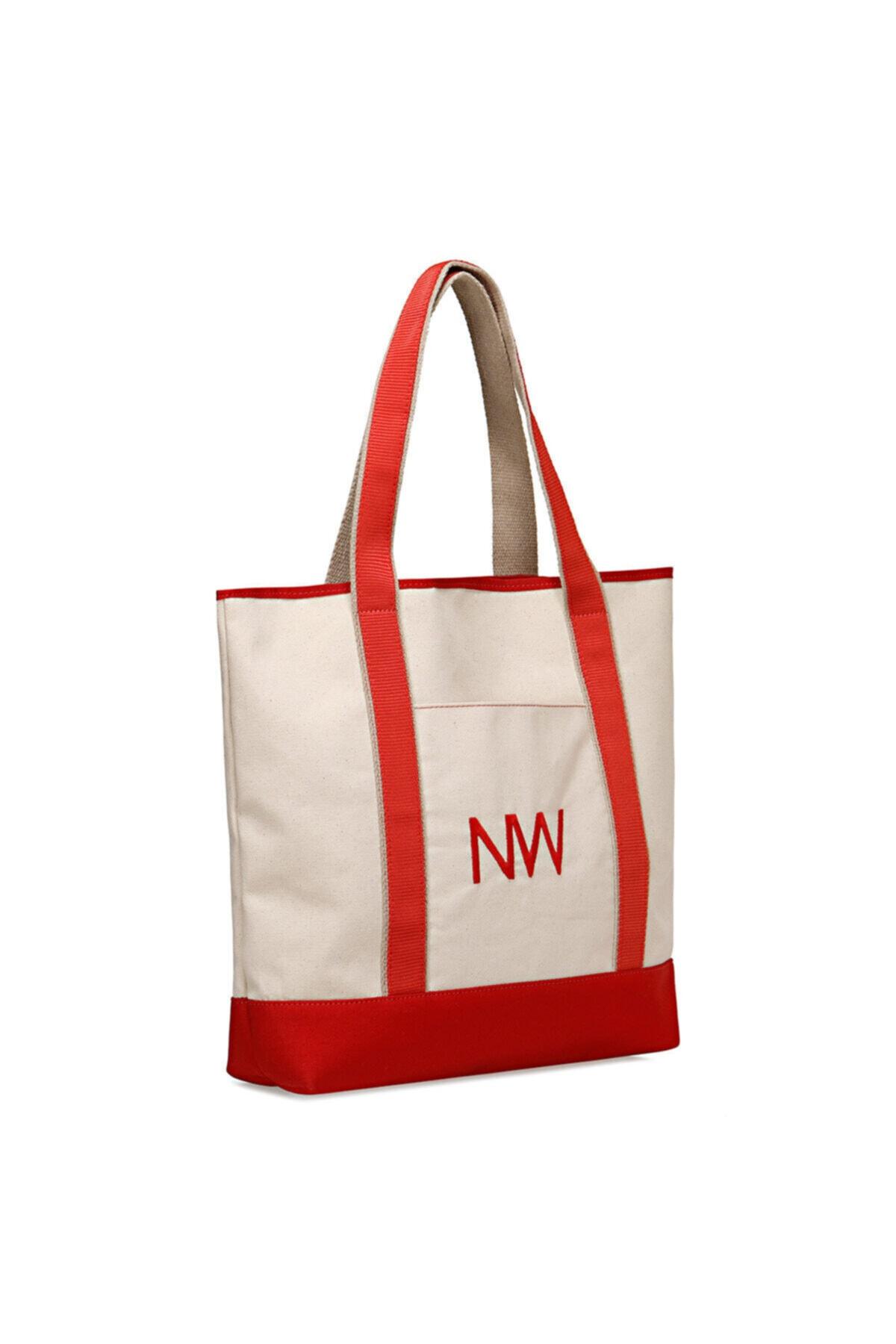 Nine West Alen Kırmızı Kadın Omuz Çantası 2