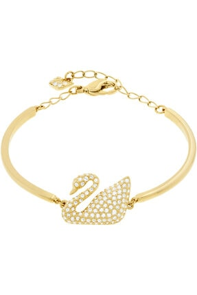 Swarovski Kadın Bilezik Swan Bangle Cry-Gos M 5083133 5083133