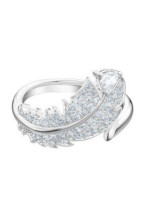 Swarovski Yüzük Nice:Ring Simple Czwh/Rhs 52 5515029