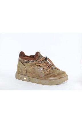 Vicco Kum Rengi Erkek Çocuk Hiro-patik Işıklı Spor Ayakkabı
