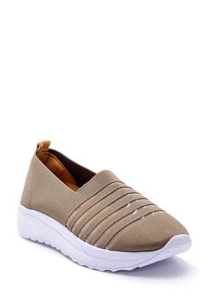 Derimod Kadın Haki Ayakkabı