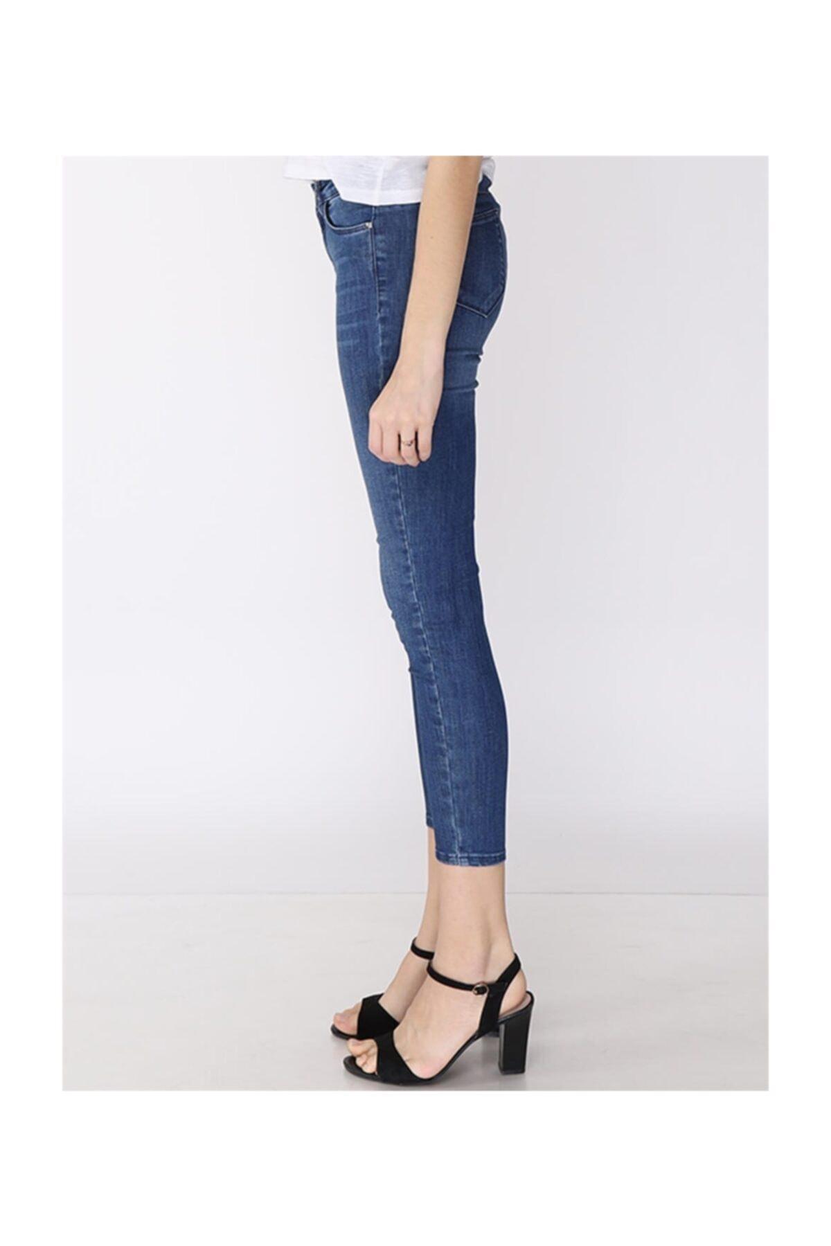 Twister Jeans Mındy Kadın Mavi Jean 2