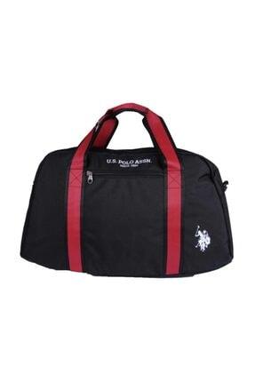 U.S. Polo Assn. Siyah Unisex Valiz/Bavul PLDUF6994
