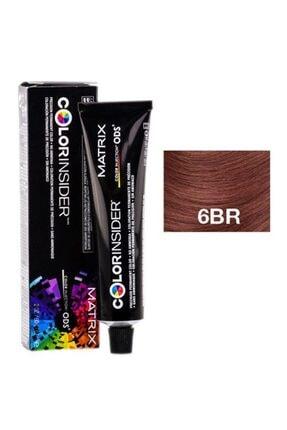 Matrix Color Insider Saç Boyası 6br/6,56-dark Blonde Brown Red