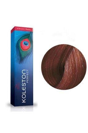Wella Koleston 5/41 Açık Kahve Bakır Saç Boyası 60 ml
