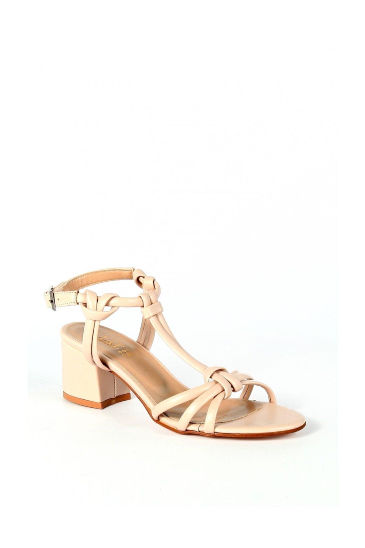 Hayati Arman Kadın Topuklu Ayakkabı 1