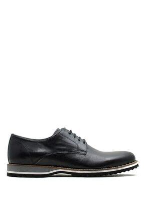 Buffalo Erkek Siyah Sport Elegant Ayakkabı