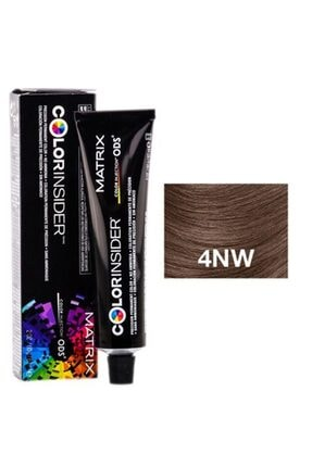 Matrix Color Insider Saç Boyası 4nw/4,03-medium Brown Neutral Warm
