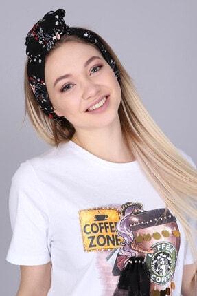Mi&So Saç Bandı Desenli Telli