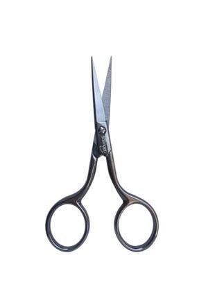Solingen Ince Ağız Kaş - Bıyık - Burun - Saç -sakal Makası %100 Paslanmaz Çelik
