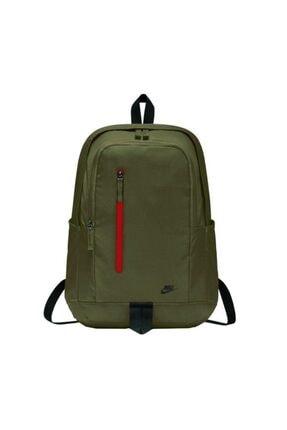 Nike All Access Soleday Sırt Çantası Bilgisayar Bölmeli BA5532-310 Yeşil