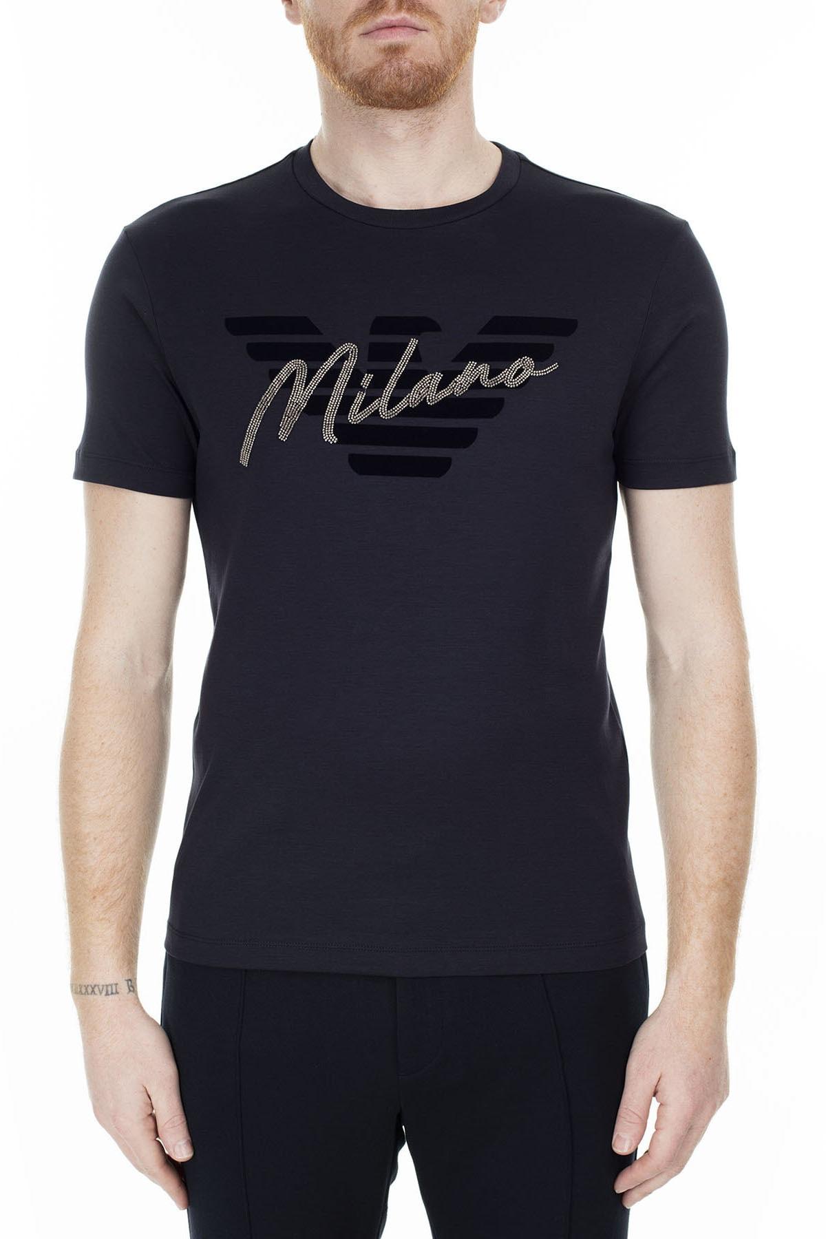 Emporio Armani T Shirt Erkek T Shirt S 6G1Tf0 1Jprz 0922 S 6G1TF0 1JPRZ 0922