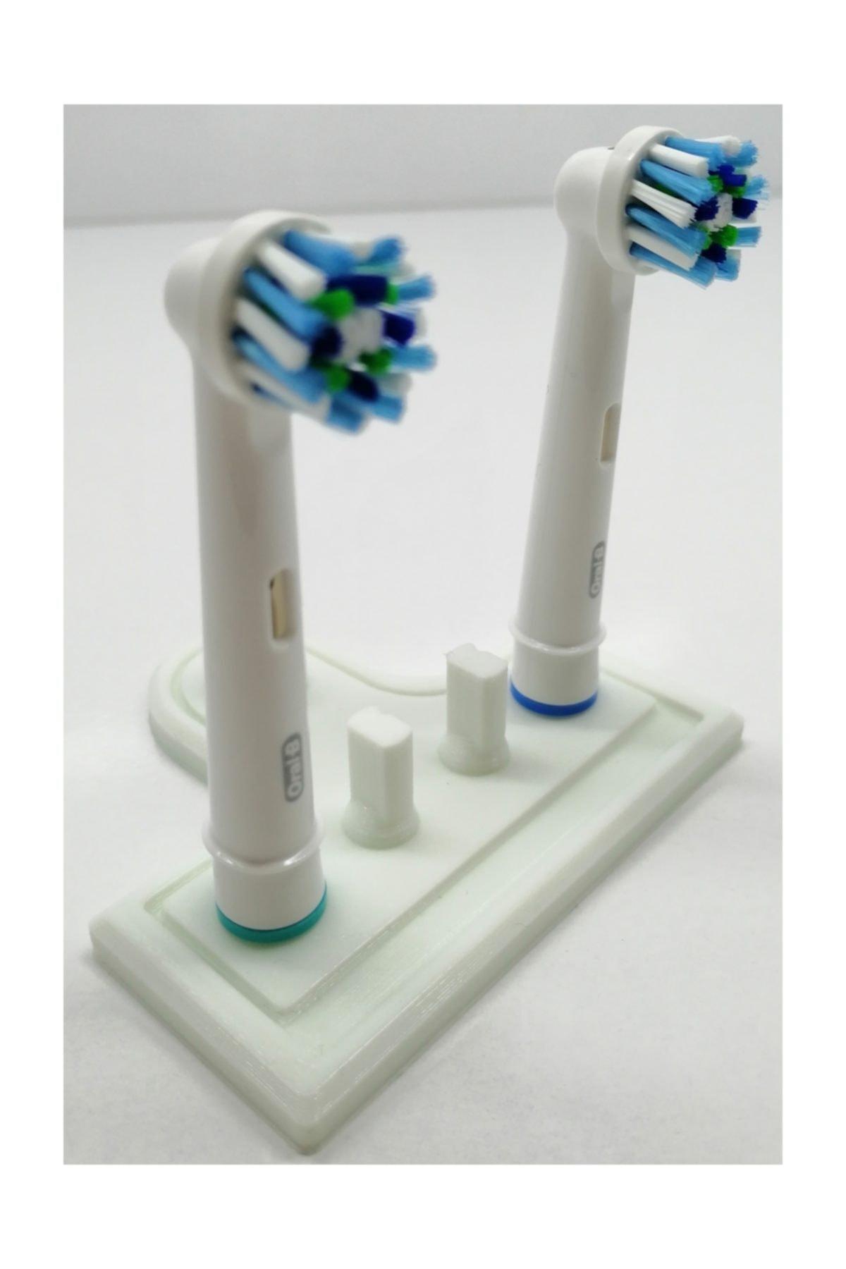 Oral-B Stand Dörtlü Diş Fırçası Standı 1