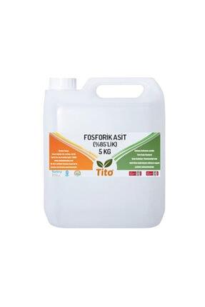 tito Fosforik Asit (%85'lik) E338 5 kg