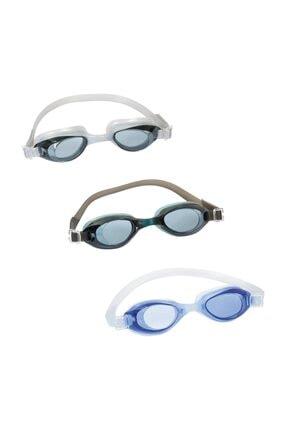 BESTWAY 21051 Renkli Yüzücü Gözlüğü (özel Kutulu)