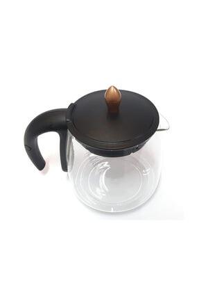 Arçelik K 8025 Çay Makinesi Uyumlu Cam Demlik (filtresiz)