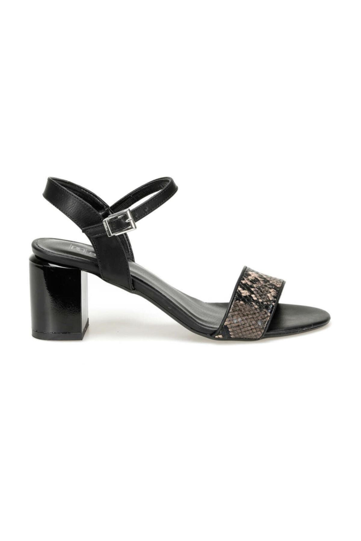 Butigo 19S-115 Antrasit Kadın Sandalet 100371286 2