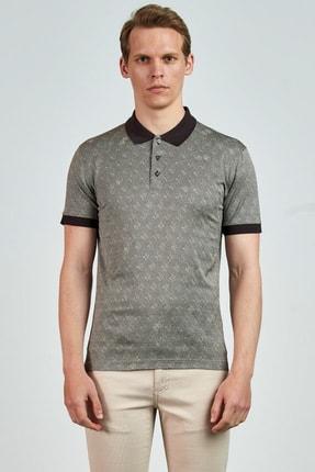 Giovane Gentile Erkek Hardal T-Shirt LB0659201987