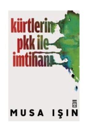 Timaş Yayınları Kürtlerin PKK İle İmtihanı
