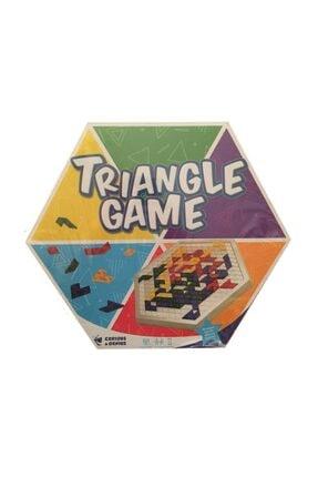 Pal Oyuncak Pal Triangle Game Strateji Ve Şekil Oyunu