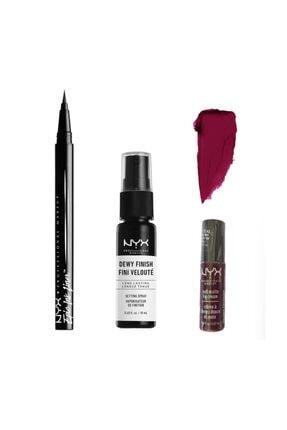 NYX Professional Makeup Hello Copenhagen Seti
